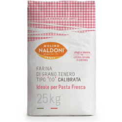 Ideale per Pasta Fresca TIPO '00' - CALIBRATA