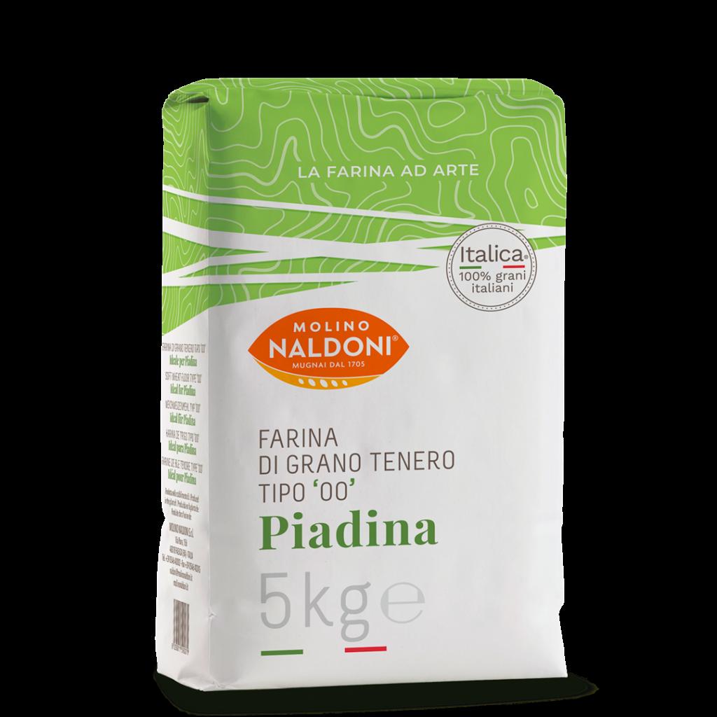 Ideale per Piadina - TIPO '00'